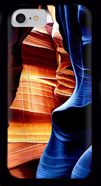 Antelope Canyon by Anni Adkins Cell Phone Cover