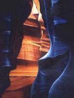 Antelope Canyon by Anni Adkins